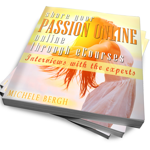 share your passion online - interview with the experts