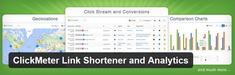 ClickMeter for WordPress