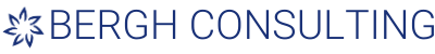 Bergh Consulting Logo Blue