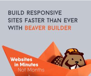 Beaver Builder Ad