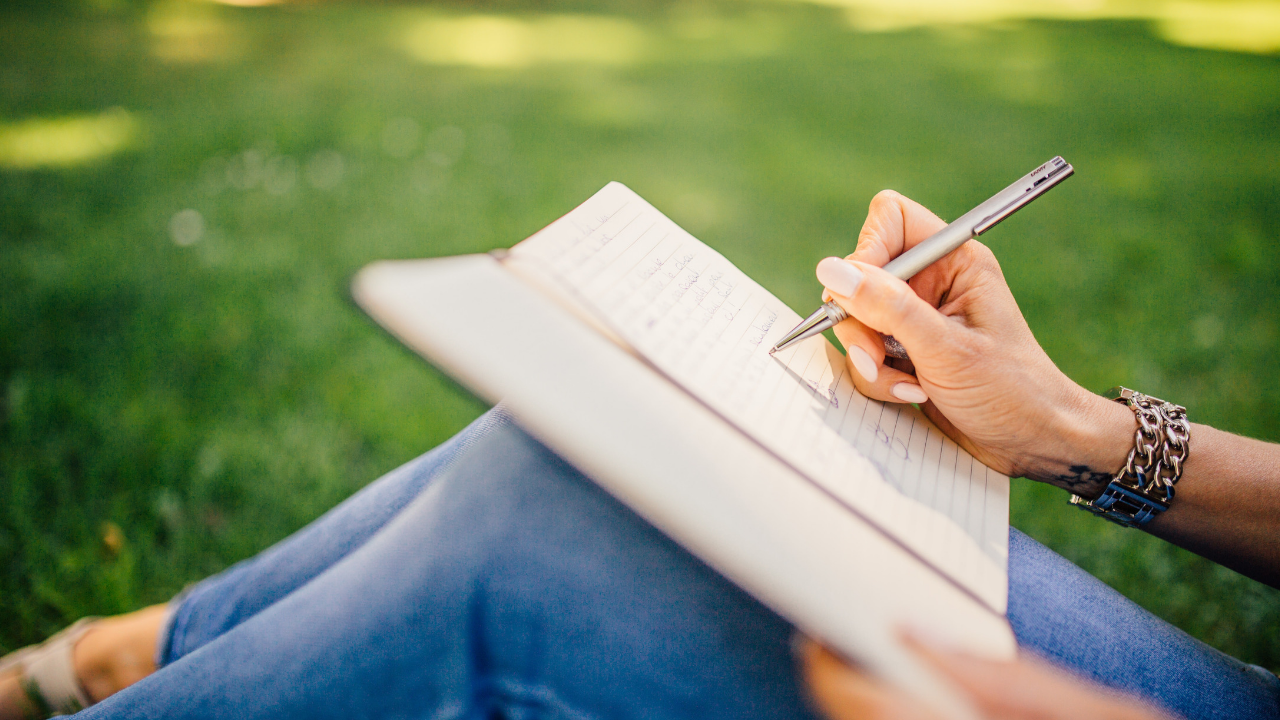 Writing down your perfect day