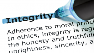 Maintaining Integrity as a Leader with Bergh Consulting