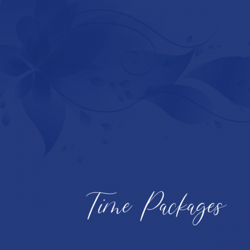 Time packages
