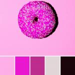 Pink Color Palettes