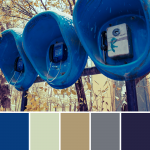 8 Blue Color Palettes for Creative Inspiration